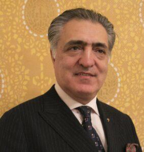 Prim. Univ.- Prof. Dr. med. univ. Amir Kurtaran